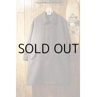 WOOL SOUTIEN COLLAR COAT