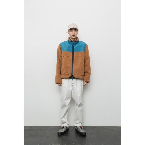 他の写真1: SHELPA FLEECE REVERSIBLE JACKET