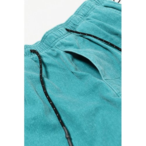 他の写真1: WASHED FLANNEL ELASTIC WAIST TROUSER